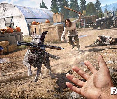Far Cry 5 jest kolejną z tej serii grą, gdzie uczestnicy zmagają się z niesprawiedliwością