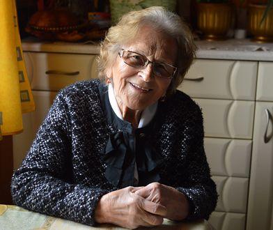 Pani Krystyna z Krościenka wspiera cztery fundacje