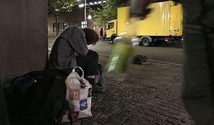 Bezdomni na Dworcu ZOO