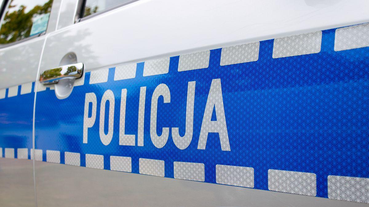 Pabianice: policjanci zatrzymali poszukiwanego przestępcę. Ukrył się w psim kojcu
