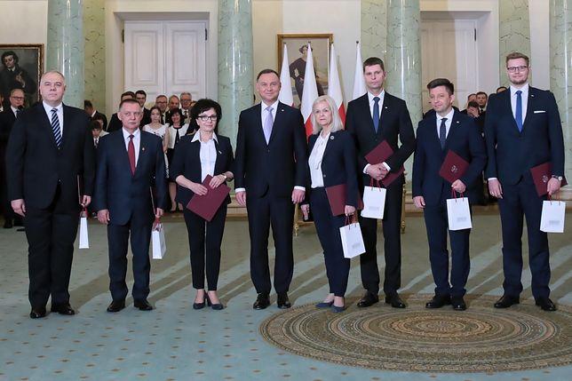 """Koziński: """"Przyszłość PiS-u zależy też do tego, co pokażą nowi ministrowie"""" [OPINIA]"""