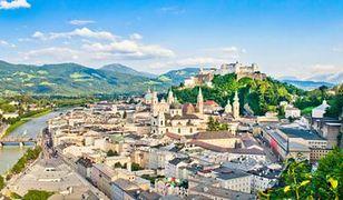 Salzburg - austriackie miasto o światowym formacie