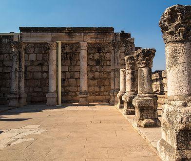 Kafarnaum to miejsce pielgrzymek chrześcijan