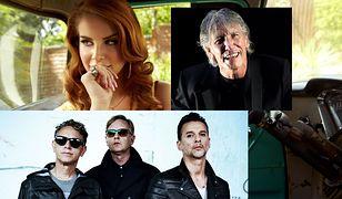 Rammstein, Roger Waters, Depeche Mode i inni