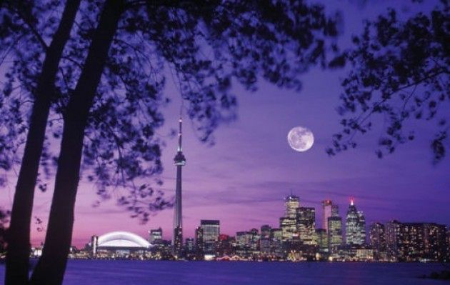 Dziewięć powodów,  by pojechać do Kanady