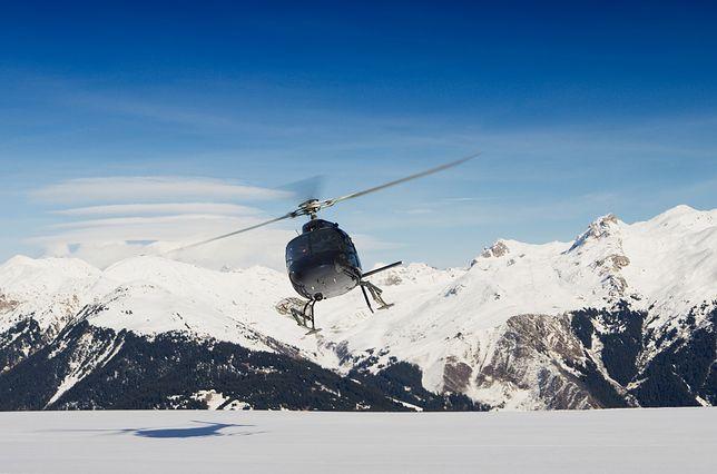 W Pirenejach topnieje śnieg. Właściciele stoków dostarczają go helikopterami