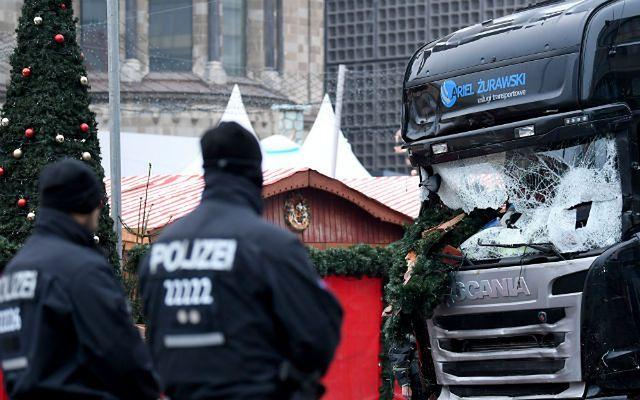 Niemieccy deputowani uczczą ofiary zamachu