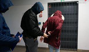 Nastolatki z Bielska-Białej posiadały narkotyki i zwyzywały policjantów.