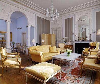 Najbardziej luksusowe pokoje w polskich hotelach