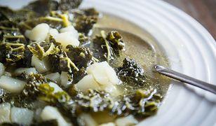 Najprostsza zupa z safojką i ziemniakami. Tradycyjny przepis z 1935 roku