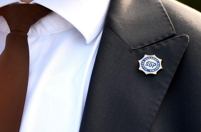 Funkcjonariusz SOP aresztowany. Miał ukraść samochody