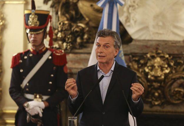 """Prezydent Argentyny pod lupą prokuratora ws. """"Panama Papers"""""""