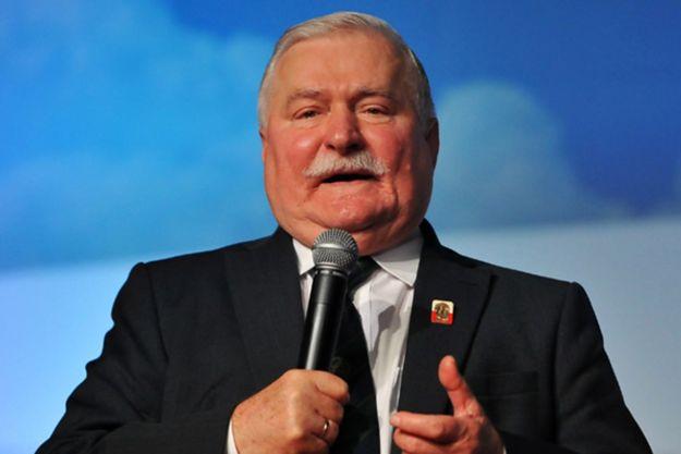 """Wałęsa: """"Niech ujawnią dokumenty na Kornela Morawieckiego. To zdrajca"""""""