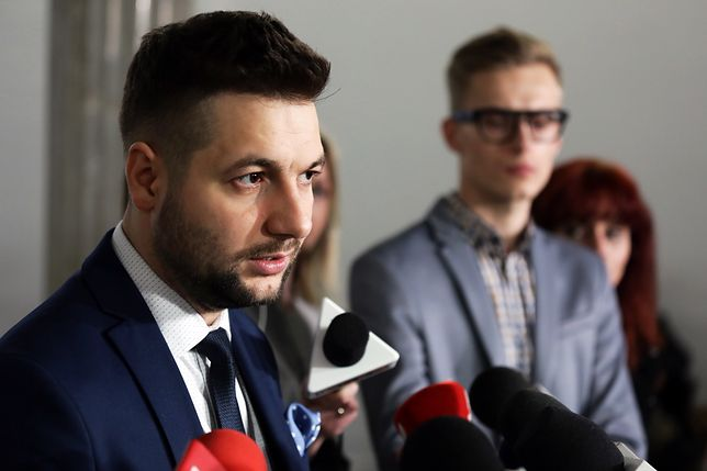 """""""Sugeruję prezesowi Kaczyńskiemu wywalenie go"""". Patryk Jaki odpowiada Katarzynie Lubnauer"""