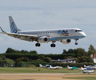 Brytyjski przewoźnik lotniczy Flyby przeszedł pod nadzór administracyjny.