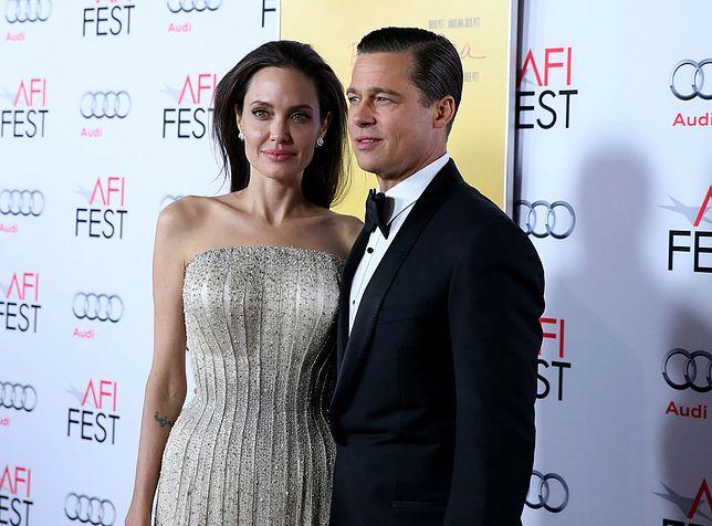 Brad Pitt zarzuca Angelinie Jolie narażanie ich dzieci na niebezpieczeństwo