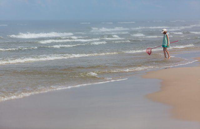 Bardzo zimny prąd u polskiego wybrzeża! Kąpiel zakazana
