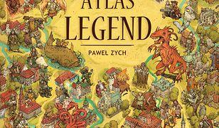 Atlas legend. Tom 1