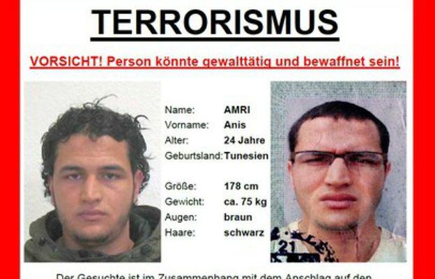 Zaskakujące wyniki sekcji zwłok zamachowca z Berlina. Amri był kokainistą