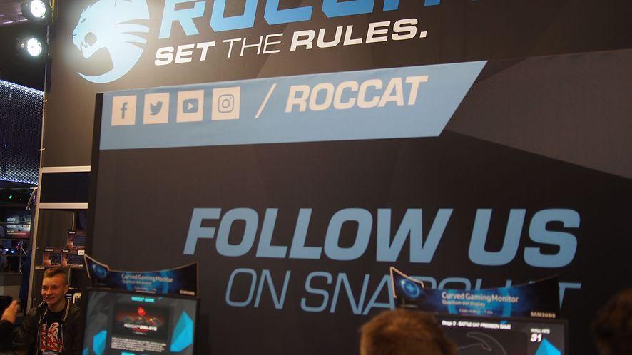 Roccat Kone EMP, nowa myszka dostępna, wygraj ją w konkursie #IEM