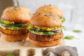 Wegańskie burgery nie są zdrowe. Naukowcy ostrzegają