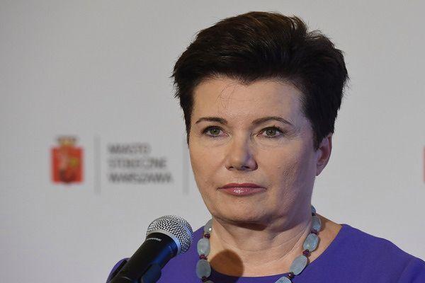 Sondaż: za aferę reprywatyzacyjną odpowiada Hanna Gronkiewicz-Waltz