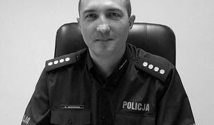 Mikołów. Nadkom. Krzysztof Skowron