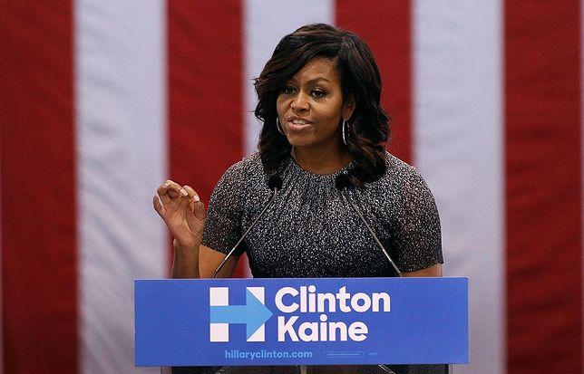 Perfekcyjna Pani Białego Domu. 5 powodów, dla których Michelle Obama może zatrzymać Trumpa