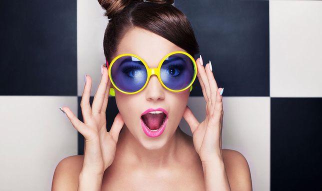 Tanie okulary przeciwsłoneczne mogą uszkodzić wzrok. Już lepiej nosić kapelusz!