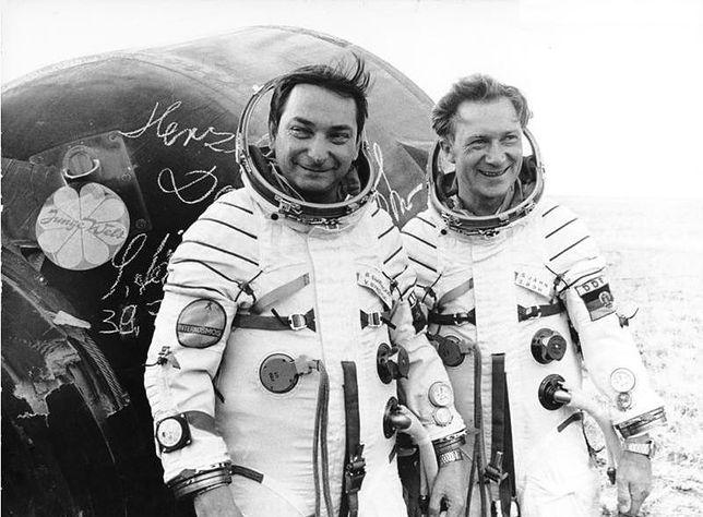 Rosja. Nie żyje kosmonauta Walerij Bykowski