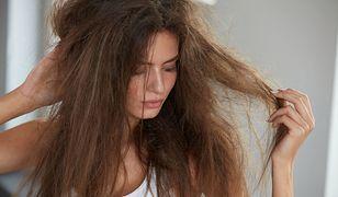 Suche końcówki włosów wymagają odżywienia