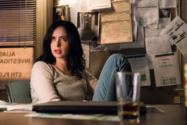 Krysten Ritter wyznała, że utożsamia się ze swoją bohaterką - Jessicą Jones