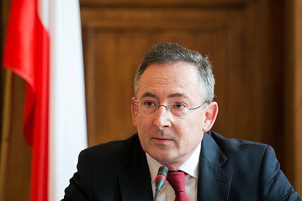 Minister Bartłomiej Sienkiewicz