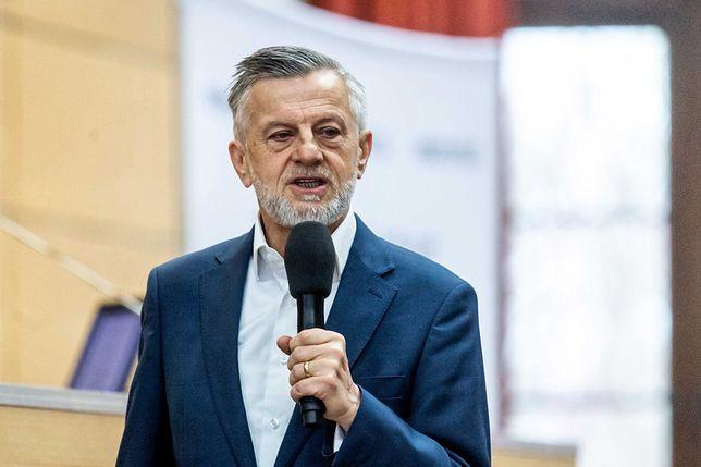 Doradca prezydenta o rekordowej liczbie zgonów w Polsce: to może być wynik złego odżywiania