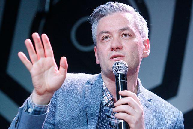 Robert Biedroń w piątek przyjedzie do Katowic