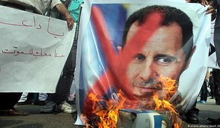 Funkcjonariusze reżimu Baszara al-Asada zatrzymani w Niemczech