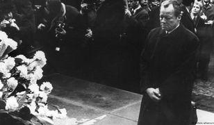 Gest Willy'ego Brandta zapoczątkował zwrot w relacjach polsko-niemieckich