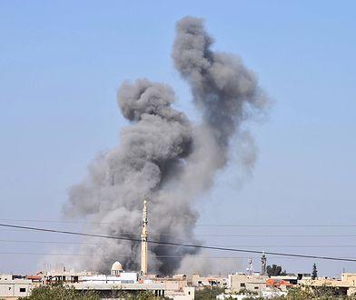 Prowincję Idlib kontrolują rebelianci