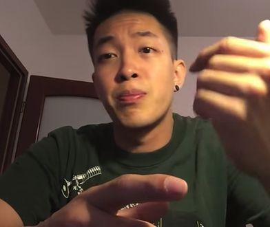 """""""Po co ci kapusta"""", czyli jak chłopak z Singapuru uczy muzyki za pomocą języka polskiego. Film podbija internet"""