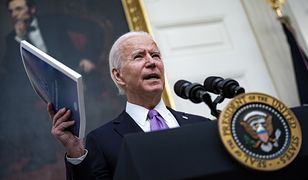 Koronawirus w USA. Joe Biden ujawnia plan: przedsięwzięcie wojenne