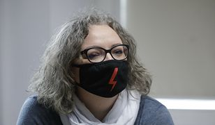 """Strajk Kobiet. Marta Lempart o słowach prezesa PiS. """"Jarosław Kaczyński kłamie"""""""