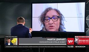 """Marta Lempart pozwie TVP. Podali informację, której """"nikt nie znał"""""""