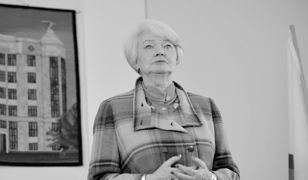 Krystyna Łybacka zmarła w poniedziałek. Miała 74 lata