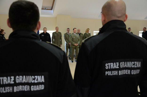 Polscy pogranicznicy jadą do Słowenii i Grecji