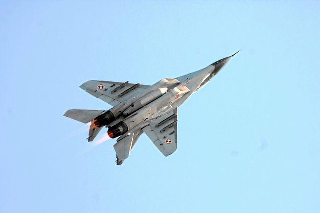 Wojsko ma około 30 maszyn MiG-29, które stacjonują w Mińsku Mazowieckim i Malborku.