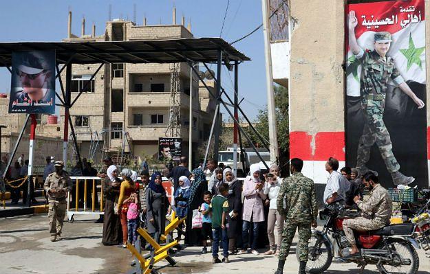 Syryjczyk: wolę umrzeć od bomb w Syrii niż z głodu w Polsce