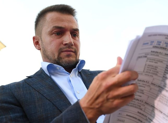 """Piotr Guział: """"W zwróconej kamienicy mieszkanie kupiła córka Bronisława Komorowskiego"""""""