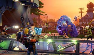 """""""Fortnite"""" to jedna z najpopularniejszych gier sieciowych"""
