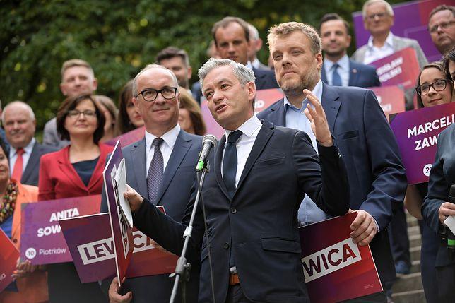 """Wybory parlamentarne 2019. Lewica prezentuje swoje """"jedynki"""""""