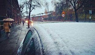IMGW ostrzega: w niedzielę może spaść śnieg